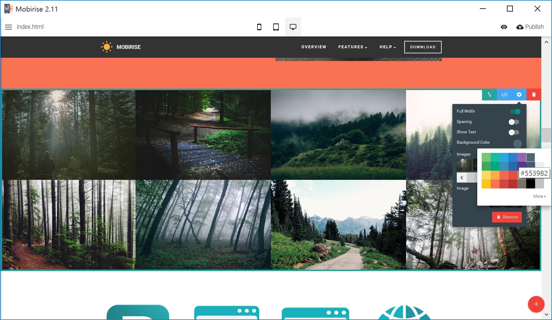 Offline Simple Website Builder Review
