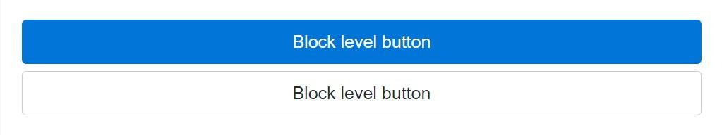 Block level button