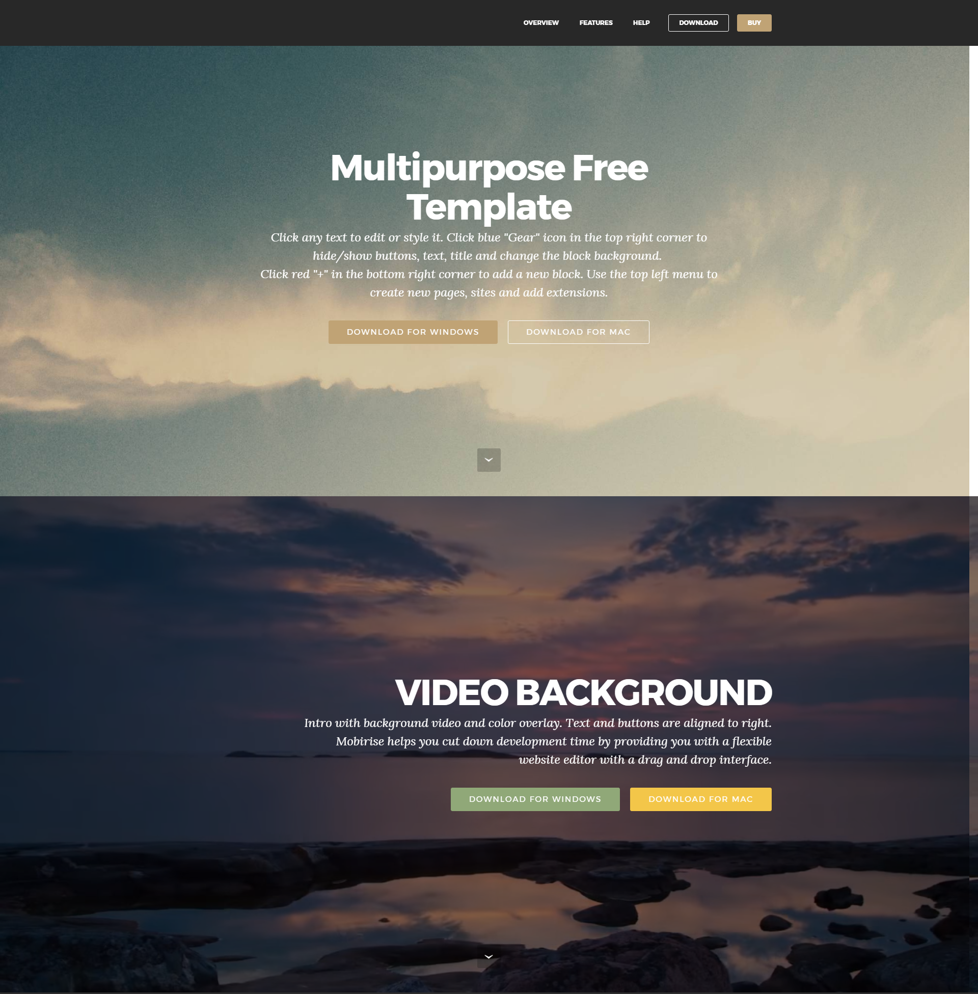 CSS3 Bootstrap Themes