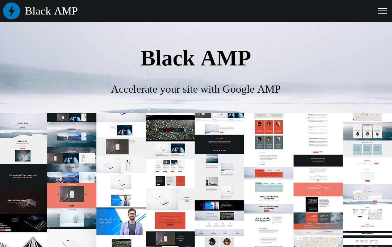 Best 50 Mindblowing Html5 Templates Collection