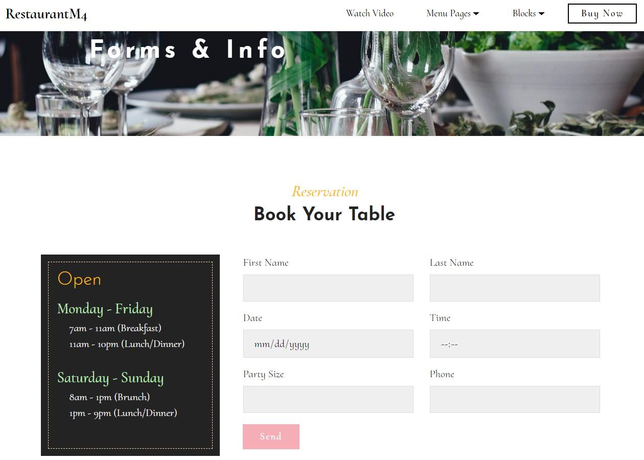 Premium HTML Templates