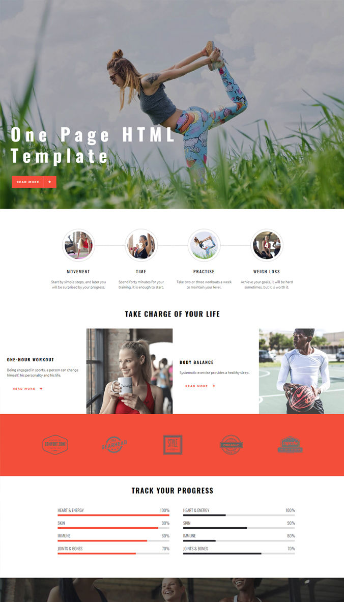 Good Website Template