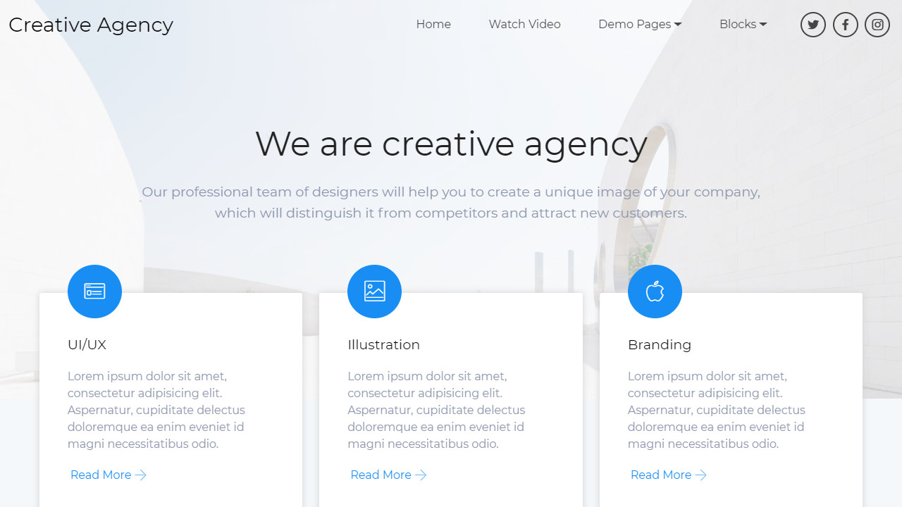 Free Html Web Templates That Will Blow Your Website Guests Mind